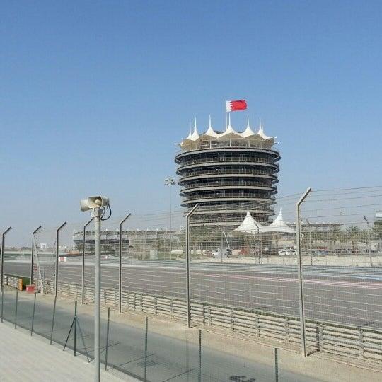 Foto scattata a Bahrain International Circuit da Khaled il 3/13/2013