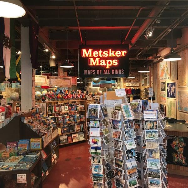 Photo prise au Metsker Maps par Dean le6/9/2017