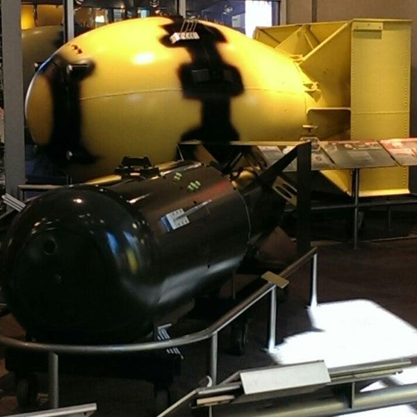 Photo taken at Bradbury Science Museum by Bee M. on 4/4/2014