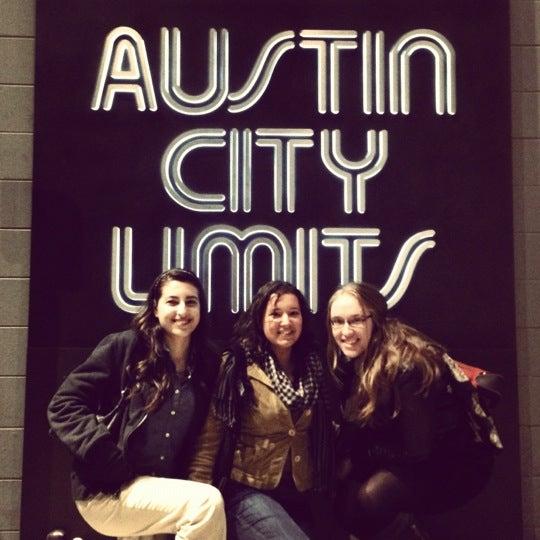 Foto scattata a Austin City Limits Live da Kate K. il 11/29/2012