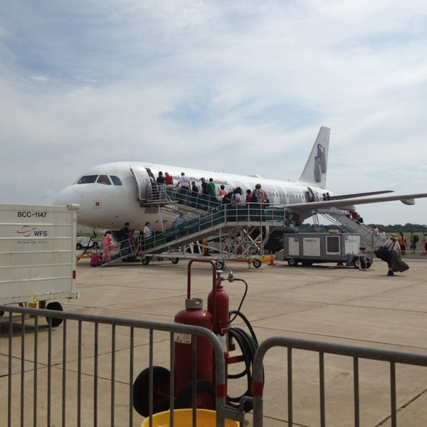 Photos at Trenton-Mercer Airport (TTN) - 56 tips