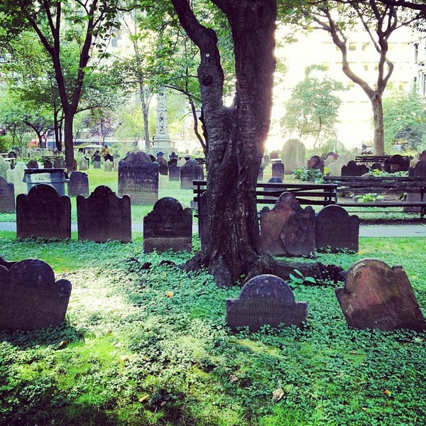 Photo prise au Trinity Church par James D. le10/22/2012