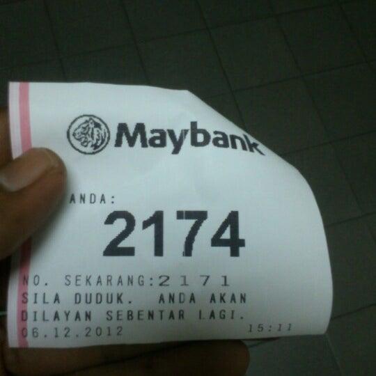 Maybank Jalan Kepayang - Building