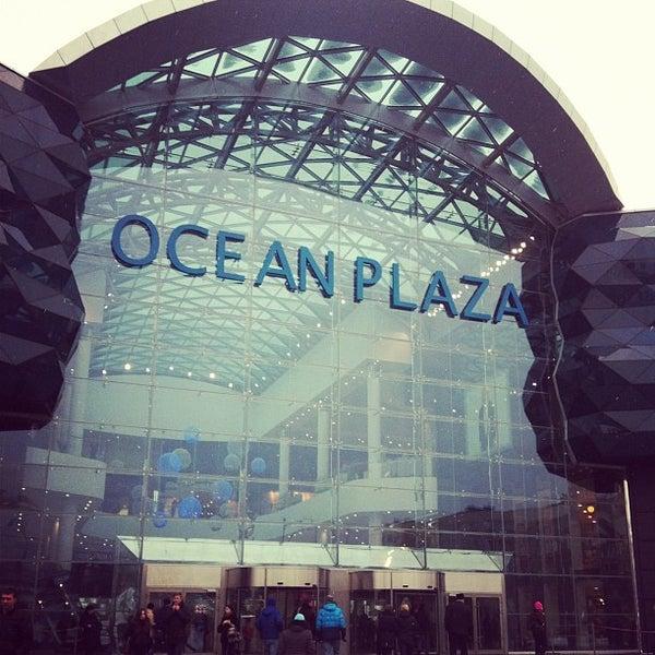 รูปภาพถ่ายที่ Ocean Plaza โดย Ksusha K. เมื่อ 1/11/2013