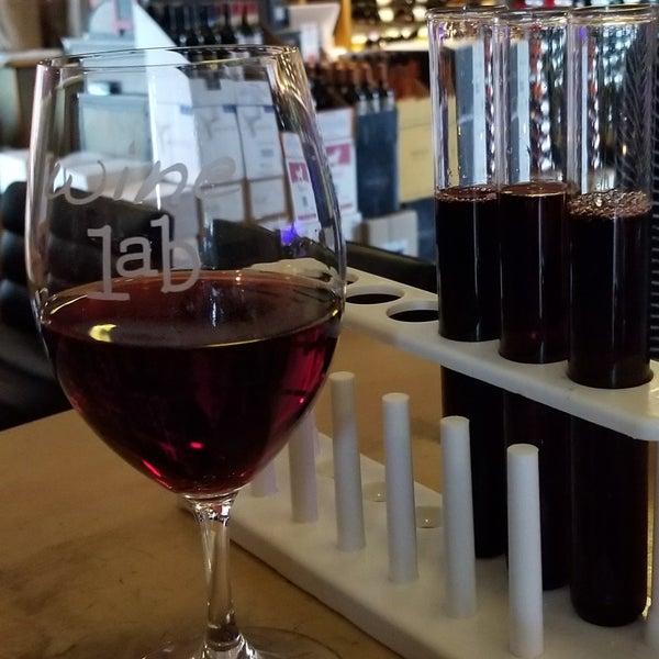 Foto diambil di Wine Lab oleh Mark O. pada 11/13/2017