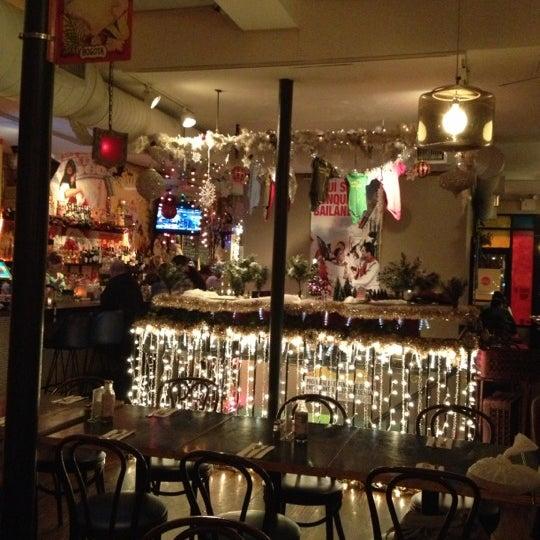Das Foto wurde bei Bogota Latin Bistro von Anthony M. am 11/30/2012 aufgenommen