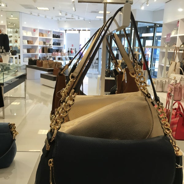 ea9e0f7e00b3 Photo taken at Michael Kors Outlet by Siddharth A. on 7 8 2016