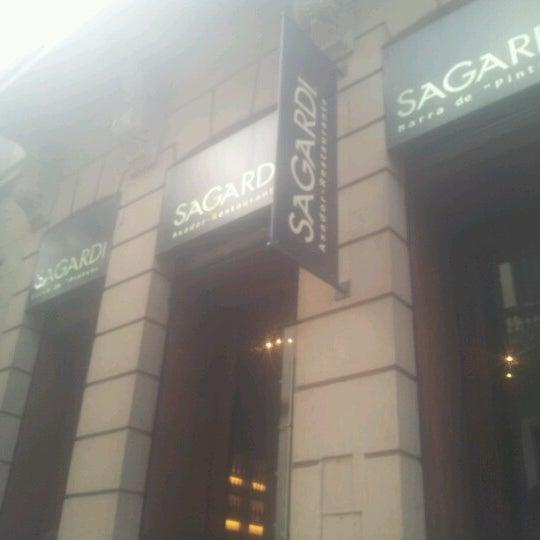 Photo prise au Sagardi Argentina par Xacobe Vilas G. le11/11/2012