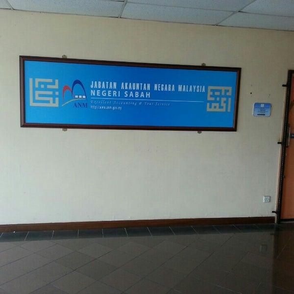 Jabatan Akauntan Negara Negeri Sabah Government Building