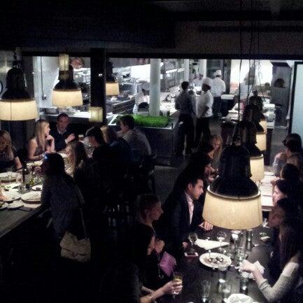 Foto tirada no(a) Mercer Kitchen por Macarena D. em 1/21/2013
