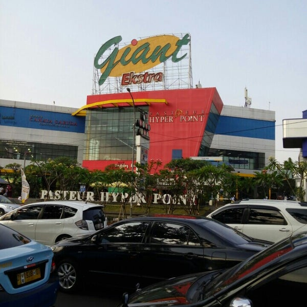 Photos at Pasteur Hyper Point - Shopping Mall in Bandung