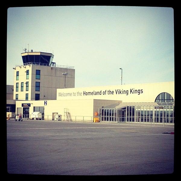 karmøy lufthavn