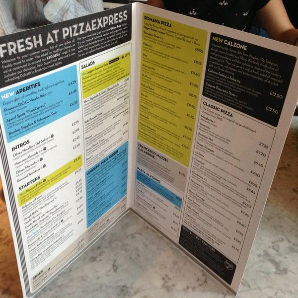 Pizzaexpress Pizza Place