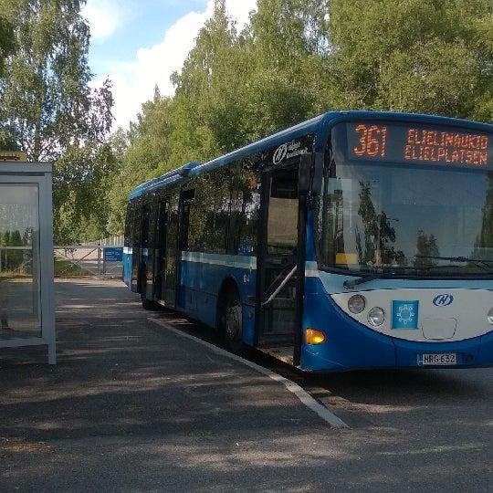 Helsinki Loviisa Bussi