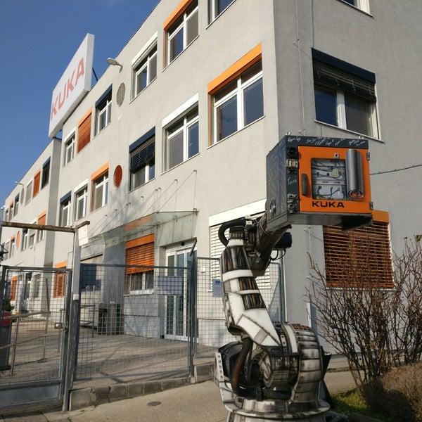 Photos at KUKA Robotics