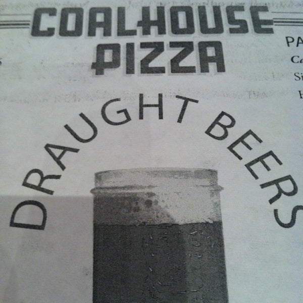 Photo taken at Coalhouse Pizza by Jeanne B. on 6/17/2013