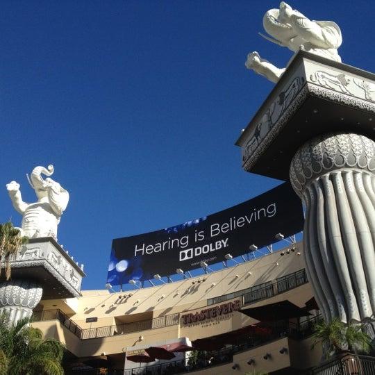 รูปภาพถ่ายที่ Hollywood & Highland Center โดย Heye G. เมื่อ 11/6/2012