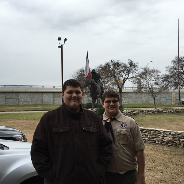 Foto scattata a Texas Ranger Hall of Fame and Museum da Hector S. il 1/16/2016