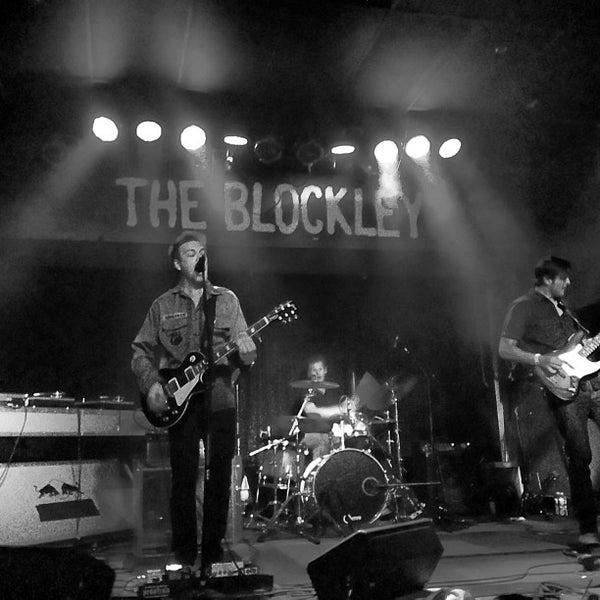 Снимок сделан в The Blockley пользователем Loren M. 4/29/2013