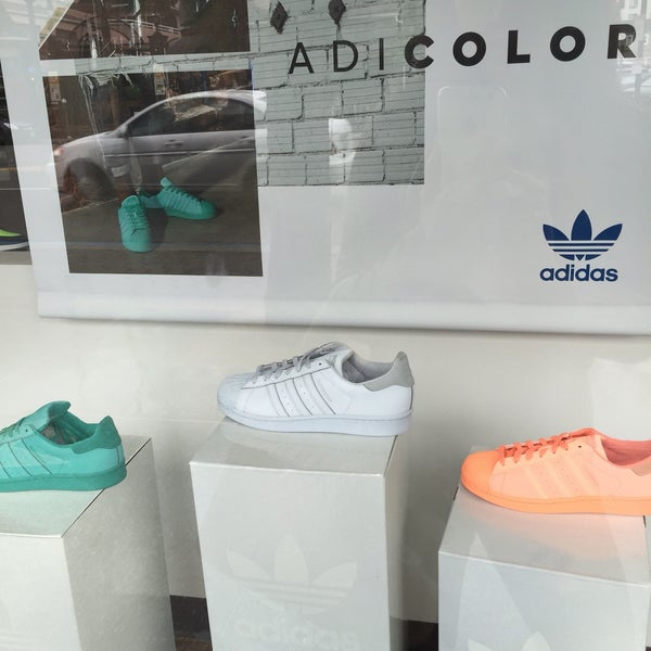 Adidas Showroom - Central Hollywood