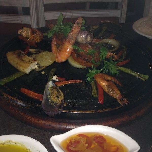 Photo prise au Monduba Restaurante par Cris M. le2/1/2014