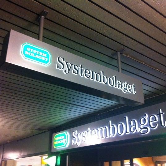 systembolaget landsvägen sundbyberg