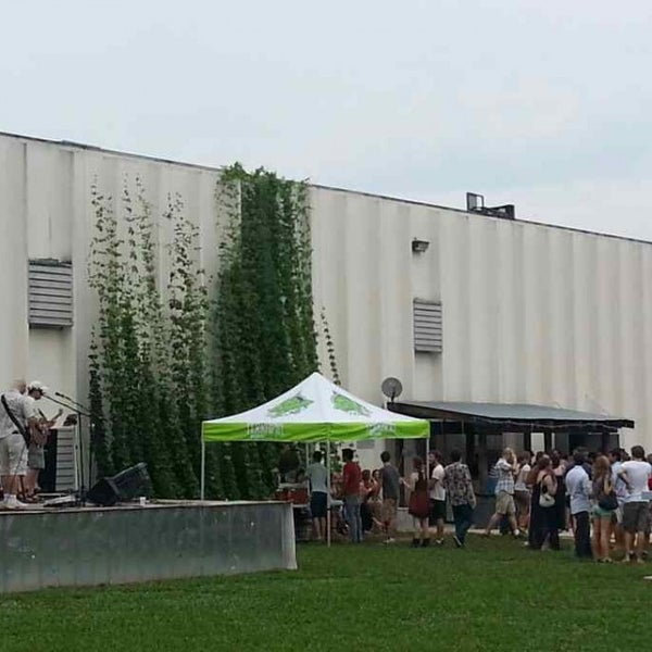 7/27/2013にMichael T.がTerrapin Beer Co.で撮った写真