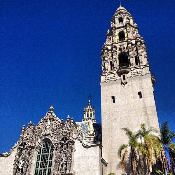 Foto scattata a San Diego Museum of Man da Khalid A. il 10/15/2012