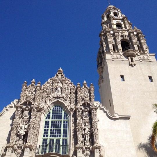 Photo prise au San Diego Museum of Man par Khalid A. le10/13/2012