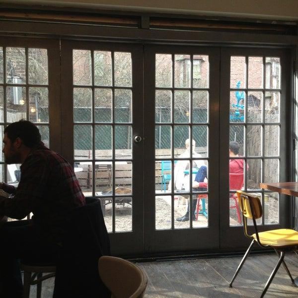 Foto tirada no(a) Brooklyn Kolache Co. por Tanya M. em 3/31/2013