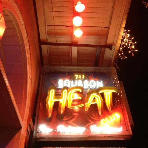 Foto scattata a Bourbon Heat da MISSLISA il 2/14/2013