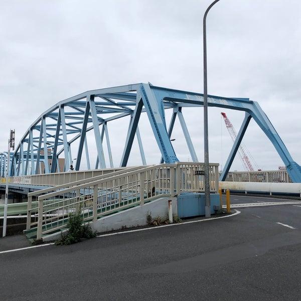 上平井橋 - 葛飾区, 東京都