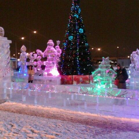Снимок сделан в ТРК «Северный Молл» пользователем Yuliya M. 2/3/2013