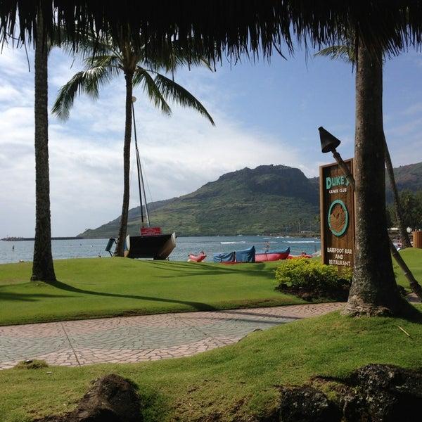 3/10/2013에 Ziad S.님이 Duke's Kauai에서 찍은 사진