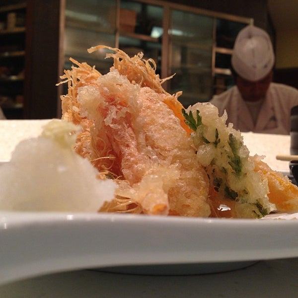 Photo prise au Sushi Zen par Fizzycitrus le7/1/2013