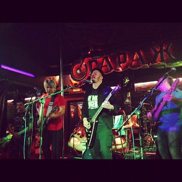 Фотоотчеты хабаровск рок бар гараж