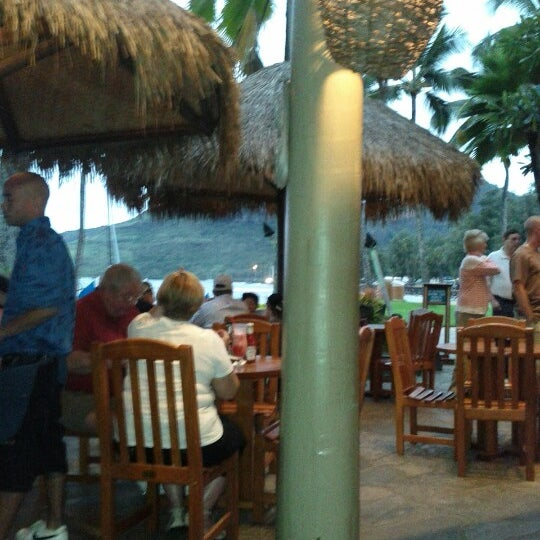 2/13/2013에 Raffaella B.님이 Duke's Kauai에서 찍은 사진