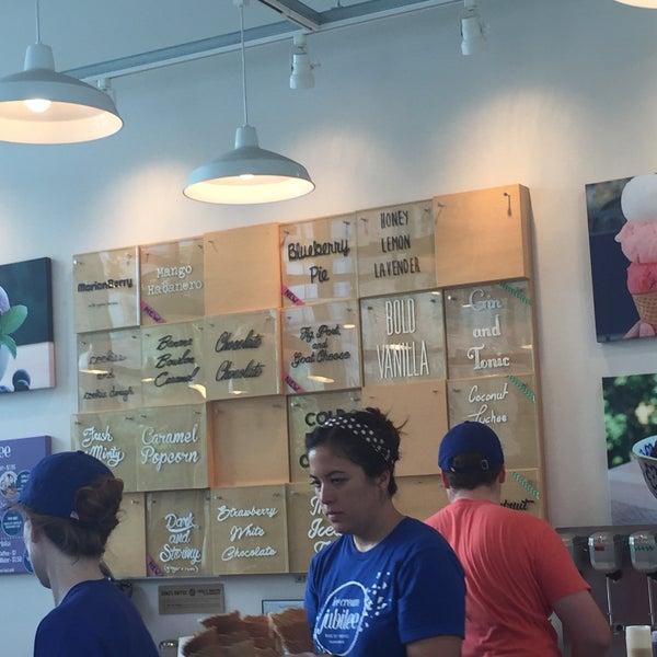 7/23/2016에 Megan R.님이 Ice Cream Jubilee에서 찍은 사진