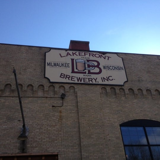 Photo prise au Lakefront Brewery par Steve K. le11/4/2012