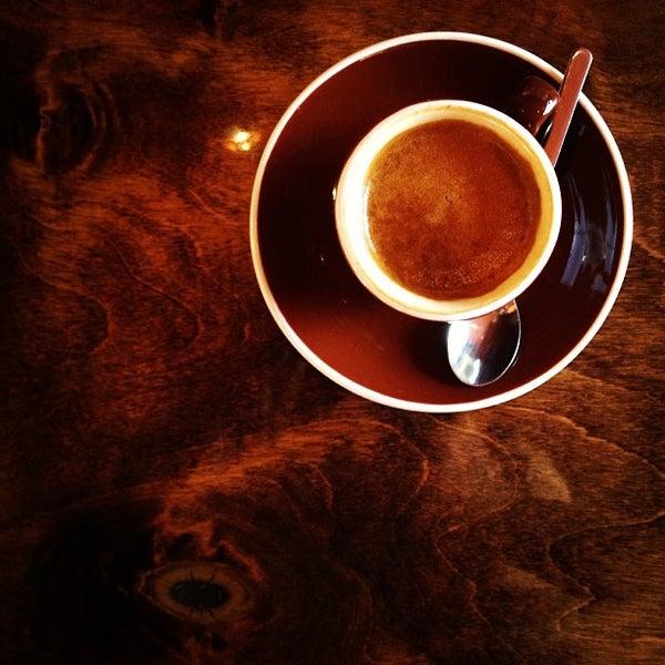 Снимок сделан в Sunrise Coffee пользователем David R. 12/28/2012