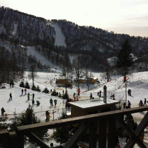 รูปภาพถ่ายที่ The Green Park Kartepe Resort & Spa โดย Anıl A. เมื่อ 2/2/2013