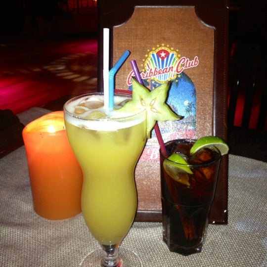 2/27/2013에 Evgeniya A.님이 Caribbean Club에서 찍은 사진