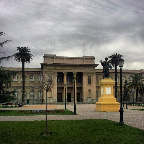 9/4/2013にDaniel E.がMuseo Nacional de Historia Naturalで撮った写真