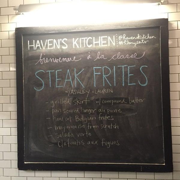 8/26/2015にMichelle Y.がHaven's Kitchenで撮った写真