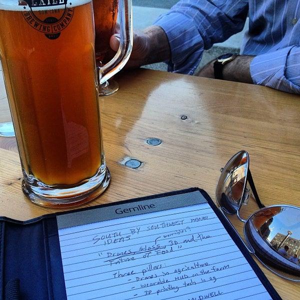 Das Foto wurde bei Exile Brewing Co. von Nathan W. am 7/11/2013 aufgenommen