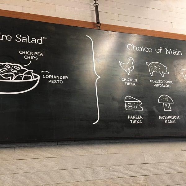 Foto tomada en Deep Indian Kitchen (Indikitch) por Josica . el 2/13/2018