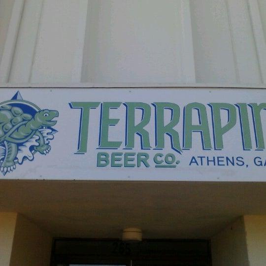 11/24/2012にJulie P.がTerrapin Beer Co.で撮った写真