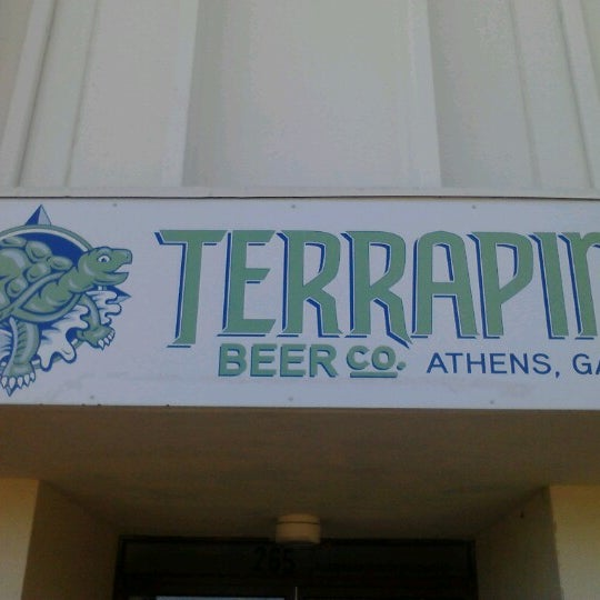 Foto scattata a Terrapin Beer Co. da Julie P. il 11/24/2012