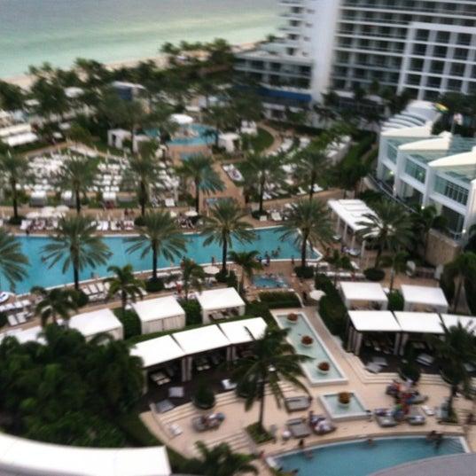 Photo prise au Fontainebleau Miami Beach par Jdrifts le10/7/2012