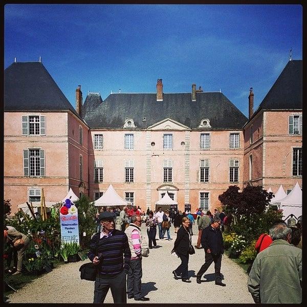 Foto diambil di Château de Meung-sur-Loire oleh Loïc S. pada 5/4/2014
